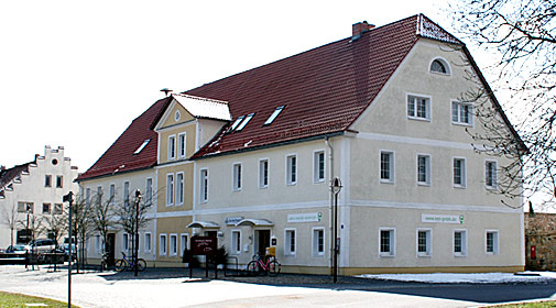 Unser Firmensitz in Jänkendorf